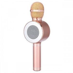 Беспроводной Bluetooth микрофон Wster Disco Light WS-668