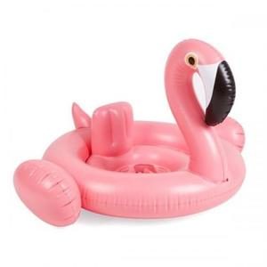 Детский Надувной круг фламинго Inflatable swan baby