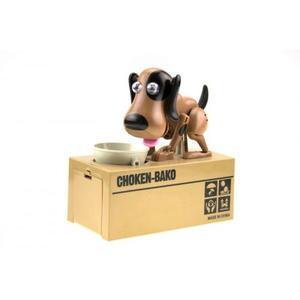 Интерактивная копилка Голодный пес