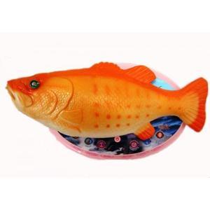 Интерактивная подвижная рыба