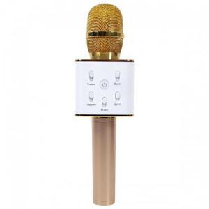 Караоке Микрофон Q7 (USB, AUX, Bluetooth)