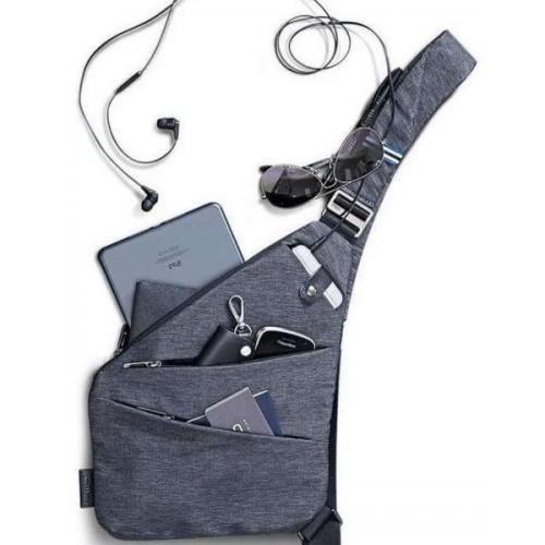 Мужская сумка-кобура через плечо NIID FINO