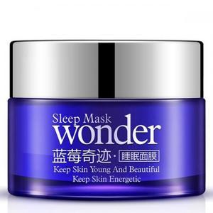 Ночная маска для лица BIOAQUA WONDER Sleep Mask 50 г