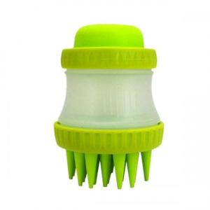 Силиконовая щетка для животных soft silicone bristles