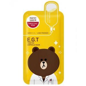 Антивозрастная маска для лица E.G.T Timetox Ampoule Mask 10 шт