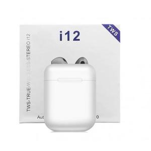 Беспроводные наушники i12 TWS Bluetooth 5.0