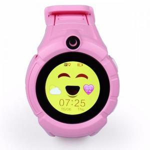 Детские GPS часы Smart Baby Watch Q610 с фонариком