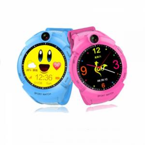 Детские GPS часы Smart Baby Watch Q360 с фонариком