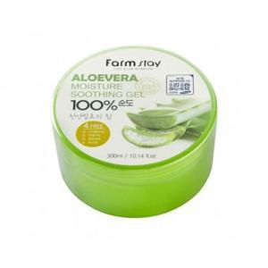 Гель для лица универсальный Farm Stay AloeVera Gel 100% 300 мл