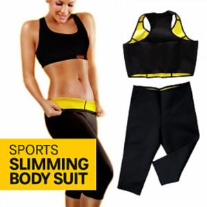 Комплект Hot Shapers Sport Slimming Bodysuit