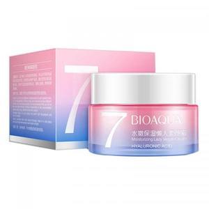 Крем для лица увлажняющий Bioaqua 7 Moisturizing Lazy Vegan Cream 50 г