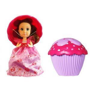 Кукла сюрприз капкейк Cupcake Surprise 15 см