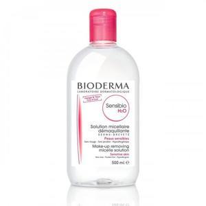 Мицеллярный раствор Bioderma Sensibio H2O 500 мл
