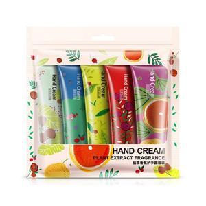 Набор парфюмированных кремов для рук BioAqua Hand Cream Plant Extract 5 шт