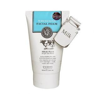 Пенка для умывания Scentio Milk Plus Q10 Facial Foam 100 мл