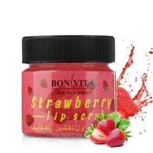 Скраб для губ Bonvita Strawberry Essence Lip Scrub 50 мл