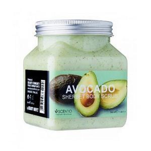 Скраб для тела Wokali Scentio Avocado 350 мл