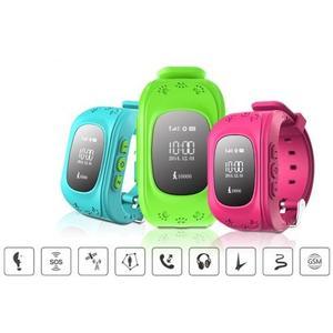 Smart Baby Watch Q50 детские часы с GPS-трекером