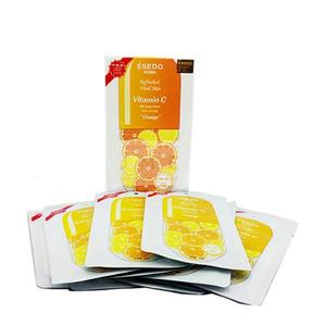 Тканевая маска Esedo Vitamin C Silk Moist Mask Orange 30 мл
