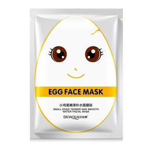 Увлажняющая маска для лица Bioaqua Egg Face Mask White 10 шт по 30 г