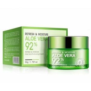 Увлажняющий крем для лица Bioaqua Refresh & Moisture Aloe Vera 92% 50 г