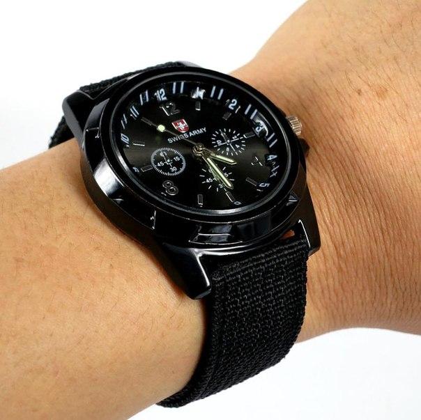 мужские часы легкие с диаметром 40 мм