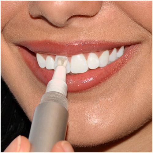 Белоснежные зубы в домашних условиях сделать